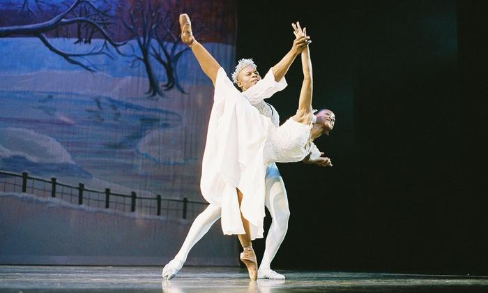 Riverside EpiCenter  - Silver Creek: Ballethnic's Urban Nutcracker at Riverside EpiCenter