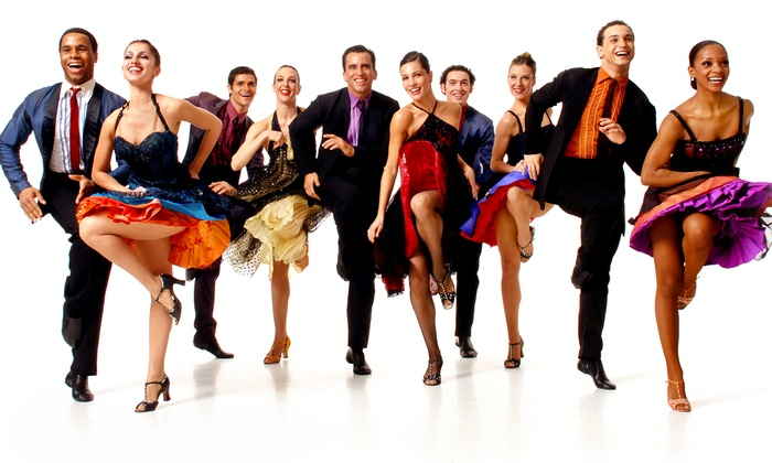 Ordway Center for the Performing Arts - Music Theater - Northwestern Precinct: Ballet Hispanico at Ordway Center for the Performing Arts - Music Theater