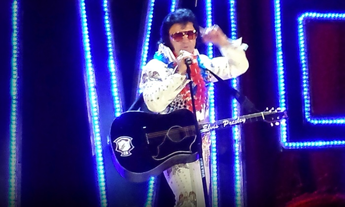 Bal Theatre - Halcyon-Foothill: Rick Torres's Burning Love Elvis Tribute Concert at Bal Theatre