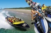 Gold Coast Combo: Jet Boat Ride and Sea World Theme Park Admission