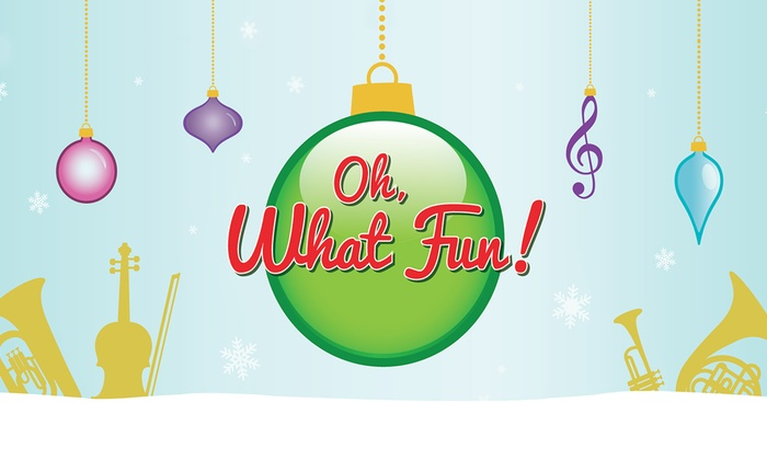 David Geffen Hall - Lincoln Square: Oh, What Fun! A New York Philharmonic Holiday at David Geffen Hall