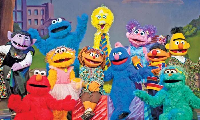 Verizon Theatre - Verizon Theater at Grand Prairie: Sesame Street Live Make a New Friend at Verizon Theatre