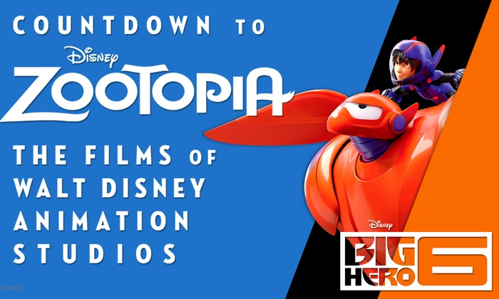 El Capitan Theatre - Central Hollywood: Big Hero 6 at El Capitan Theatre