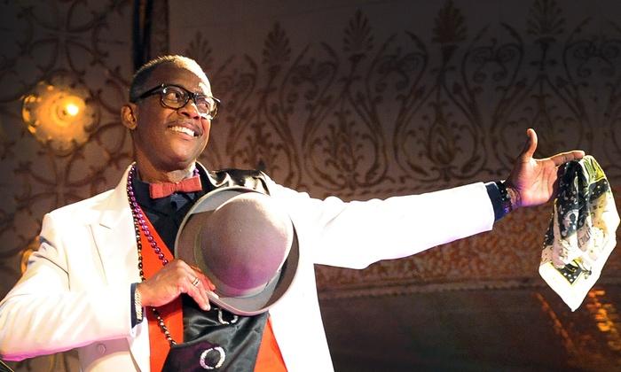 Larcom Theatre - Boston: New Orleans Christmas at Larcom Theatre