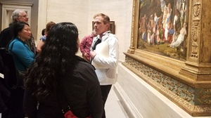 Private Tour of National Gallery of Art at National Gallery of Art, plus 6.0% Cash Back from Ebates.