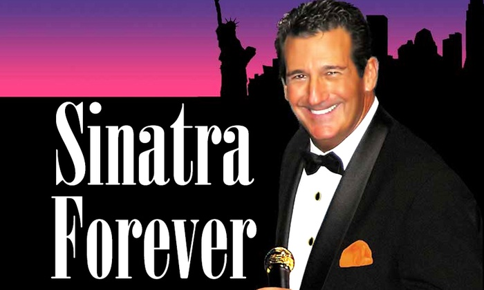 McAninch Arts Center - Danada: Sinatra Forever: A Tribute to Frank Sinatra Starring Rick Michel at McAninch Arts Center