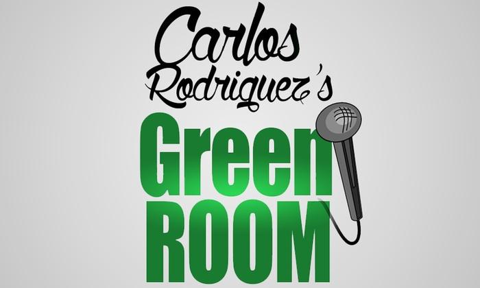 Punch Line Sacramento - Punch Line Comedy Club - Sacramento: Carlos Rodriguez's Green Room at Punch Line Sacramento
