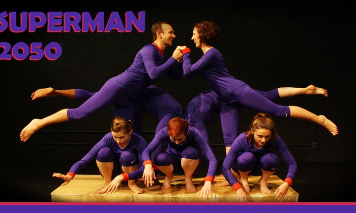 Stage 773 - Lakeview: Superman 2050 at Stage 773
