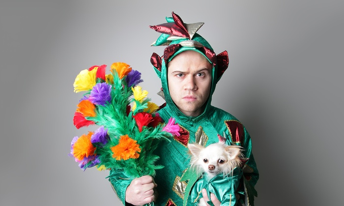 Bugsy's Cabaret - Bugsy's Cabaret at the Flamingo: Piff the Magic Dragon
