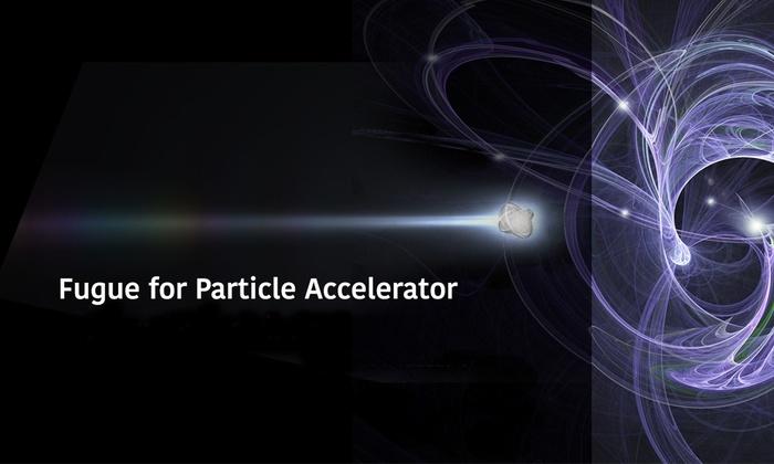 Prop Thtr - North Side: Fugue for Particle Accelerator at Prop Thtr