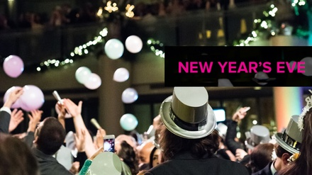 Seattle Symphony: New Year's Eve Concert, Countdown & Celebration at Benaroya Hall, S. Mark Taper Foundation Auditorium