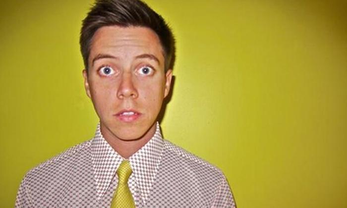 Irvine Improv at the Irvine Spectrum Center - Lake Forest: Comedian Grant Cotter at Irvine Improv at the Irvine Spectrum Center