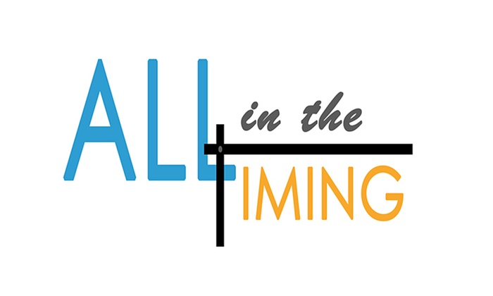 Patio Playhouse - Central Escondido: All in the Timing at Patio Playhouse