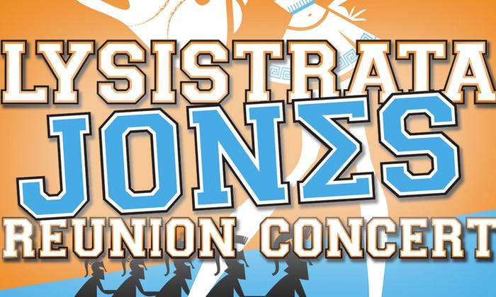 Feinstein's/54 Below - Clinton: Lysistrata Jones Reunion Concert at Feinstein's/54 Below