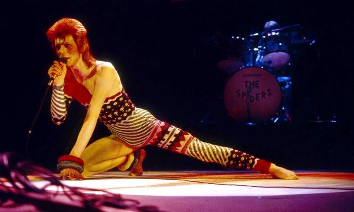 Regent Theatre - Arlington Center: Ziggy Stardust and the Spiders From Mars at Regent Theatre