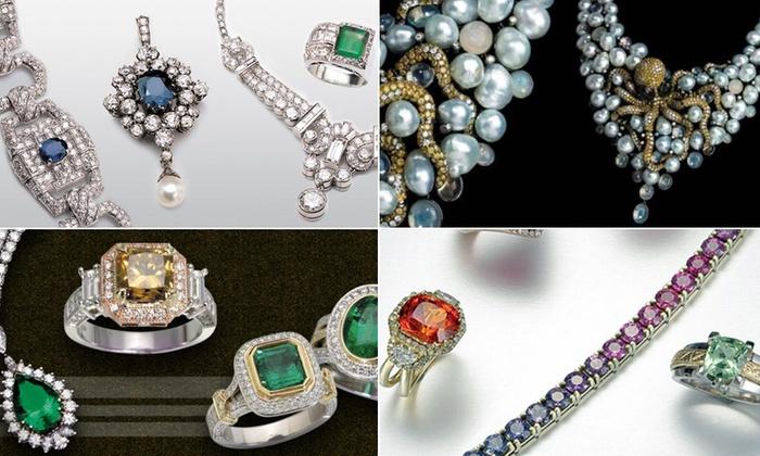 Dallas Market Hall - Northwest Dallas: International Gem and Jewelry Show at Dallas Market Hall
