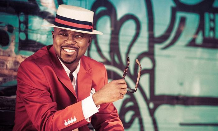 Atlanta Comedy Theater - Atlanta Comedy Theater: Comedian Marvin Dixon at Atlanta Comedy Theater