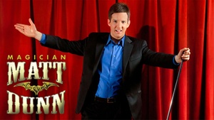 Big Thrill Factory: Matt Dunn's Mega Magic Dinner Show at Big Thrill Factory