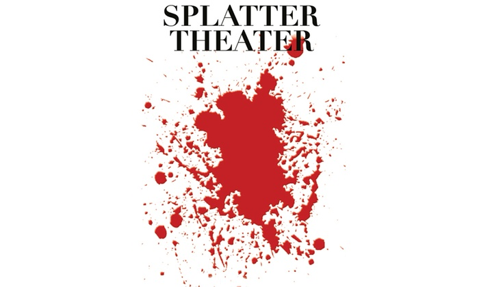 The Annoyance Theatre & Bar - Lakeview: Splatter Theater at The Annoyance Theatre & Bar