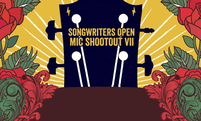 Red Clay Music Foundry - Berkeley Lake: Songwriters Open Mic Shootout at Red Clay Music Foundry