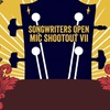 Songwriters Open Mic Shootout