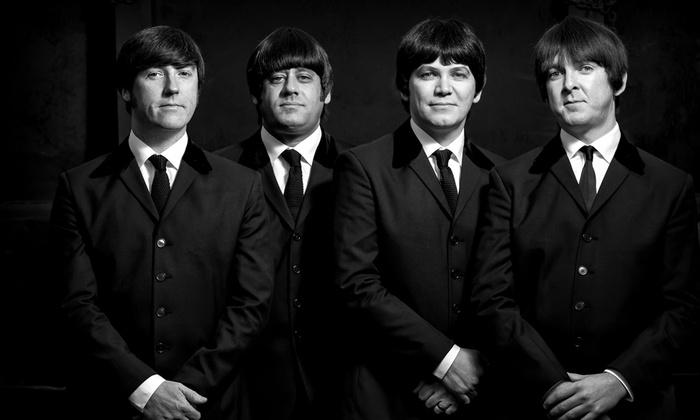 Rex Theater - Southside Flats: The Mersey Beatles at Rex Theater