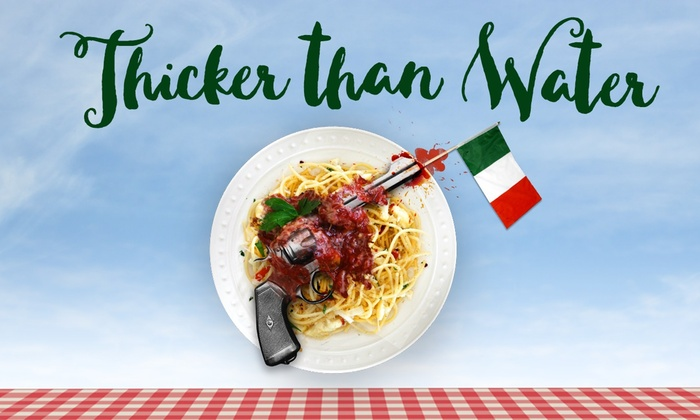 Thicker Than Water at Theatre West