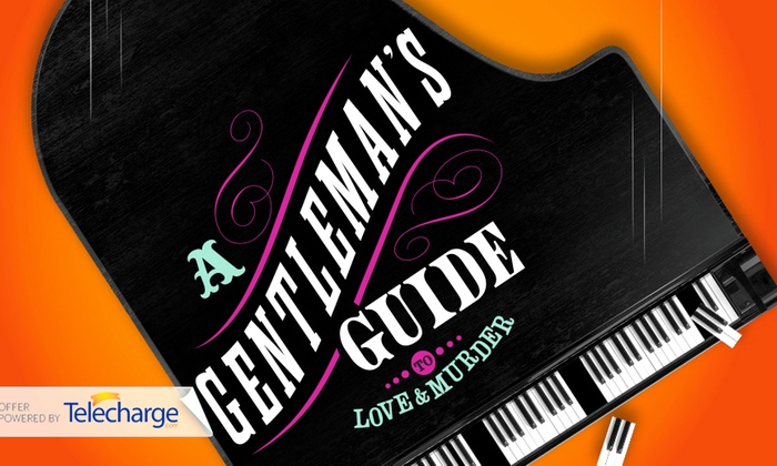 Walter Kerr Theatre - Theater District - Times Square: A Gentleman's Guide to Love & Murder at Walter Kerr Theatre