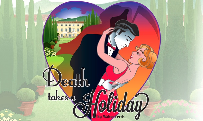 Anderson Center - Forestville: Death Takes a Holiday at Anderson Center