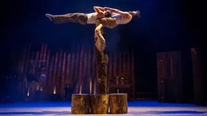 Arlene Schnitzer Concert Hall: Cirque Alfonse: Timber! at Arlene Schnitzer Concert Hall