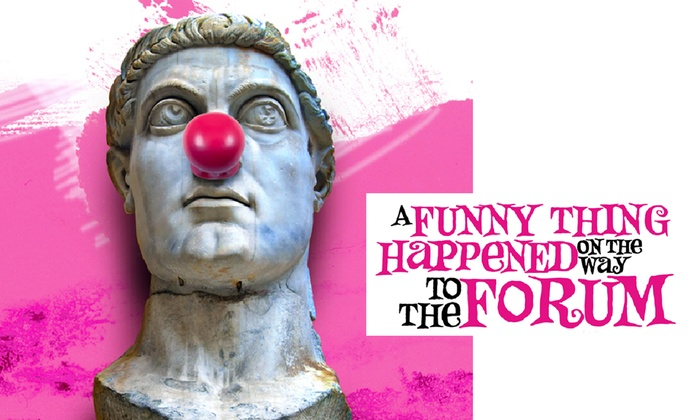 Citadel Theatre - Gavin Woods: A Funny Thing Happened on the Way to the Forum at Citadel Theatre