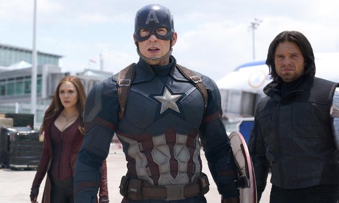 Marvel's Captain America: Civil War 3D at El Capitan Theatre