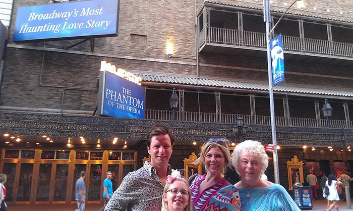 Times Square - New York Broadway Tours - Theater District: Times Square Broadway Musical Tour (Act 1) at Times Square - New York Broadway Tours