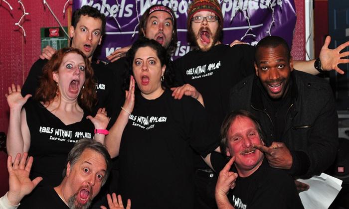 Davis Square Theatre - Davis Square Theater: Laugh Fest: Love's Labor Day's Laughs at Davis Square Theatre