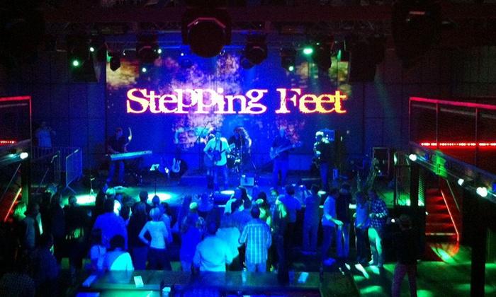 Saint Rocke - Hermosa Beach: Stepping Feet: Dave Matthews Tribute at Saint Rocke