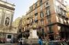 Napoli in un giorno: Cappella Sansevero, decumani, stazione di Tole...