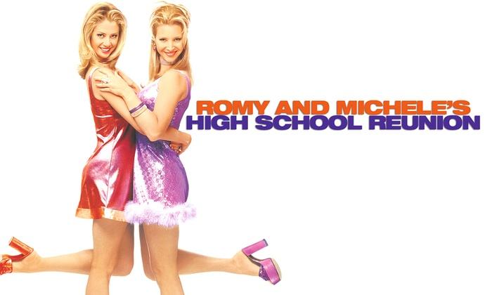 Landmark Theatres Hillcrest Cinemas - Western San Diego: Romy and Michele's High School Reunion at Landmark Theatres Hillcrest Cinemas