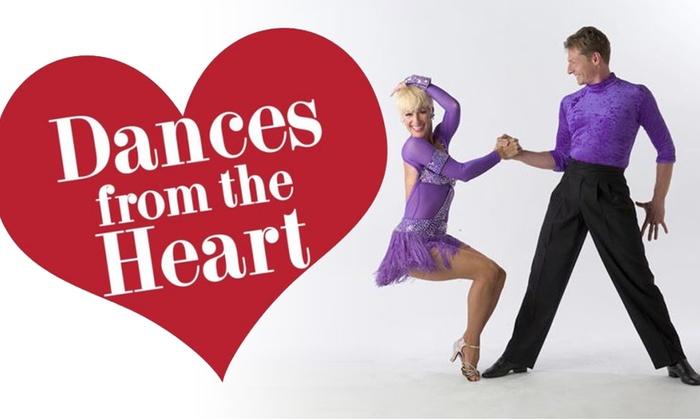 Athenaeum Theatre - Athenaeum Theater: Dances from the Heart at Athenaeum Theatre