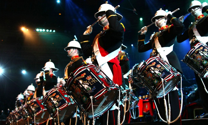 Music Hall Center - Detroit Music Hall: Band of Royal Marines With the Scots Guard at Music Hall Center