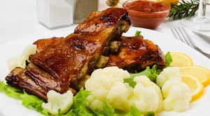 HP's Smokehouse BBQ LLC: 60% off at HP's Smokehouse BBQ LLC