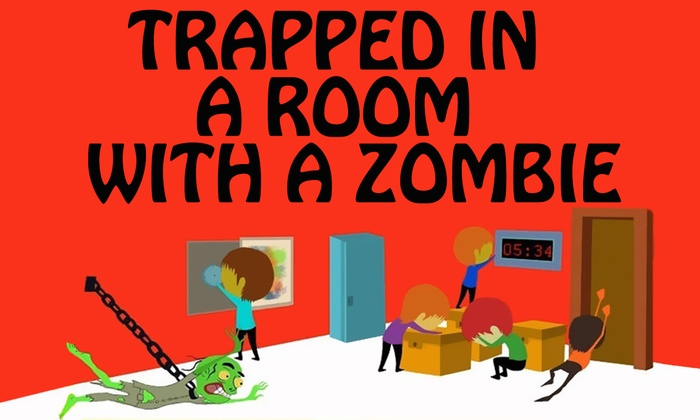 Room Escape Adventures Seattle - Room Escape Adventures: Trapped in a Room With a Zombie