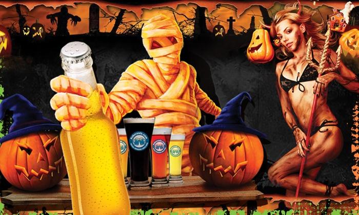 Hard Rock Cafe - Downtown: Boston Halloween 3-Day Weekend Pub Crawl at Hard Rock Cafe
