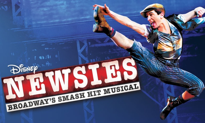 The National Theatre - National Theatre - DC: Newsies at The National Theatre