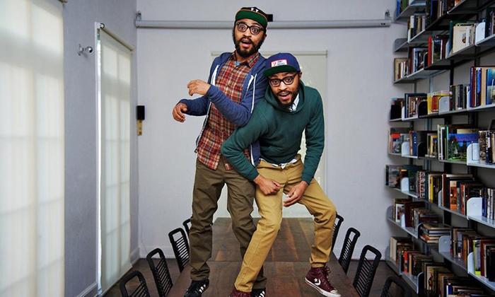 Tempe Improv Comedy Theatre - Downtown Tempe: The Lucas Brothers at Tempe Improv Comedy Theatre