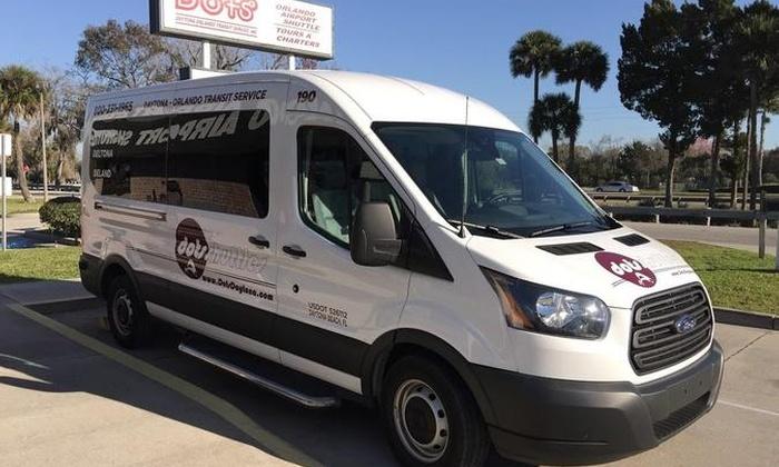 Orlando Mco Airport To Daytona Beach Shuttle