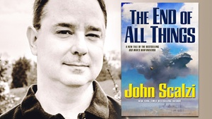 Kepler's Books: John Scalzi: The End of All Things at Kepler's Books