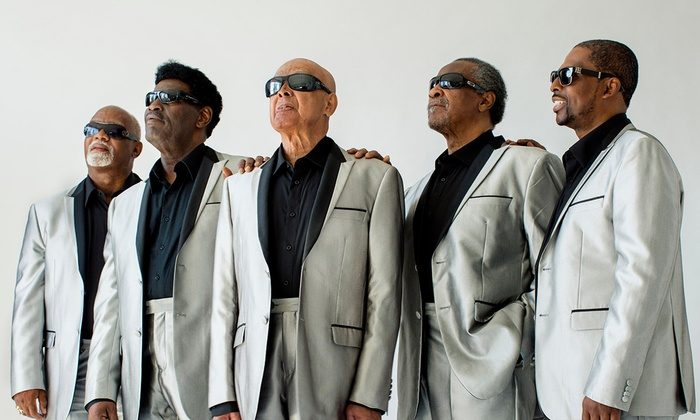 The Blind Boys of Alabama Christmas Show at Lund Auditorium