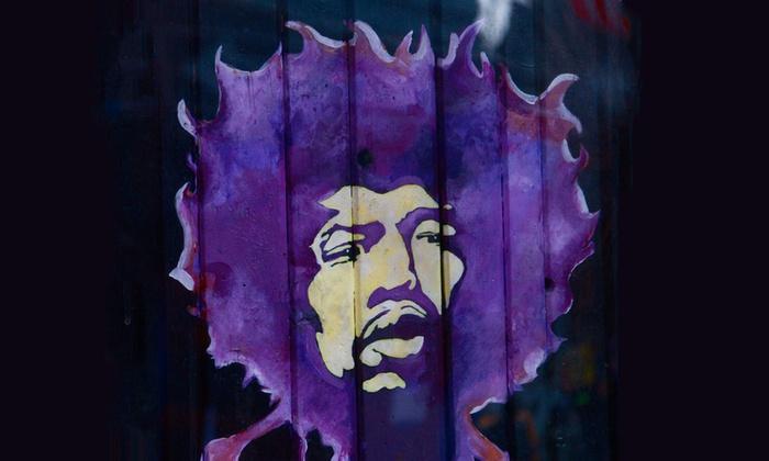 Cafe Wha? - Downtown Manhattan: Jimi Hendrix Tribute at Cafe Wha?