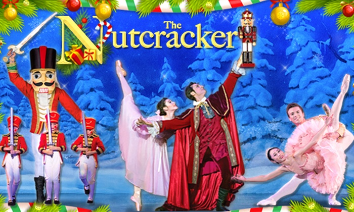 Arcadia Performing Arts Center - Arcadia: The Nutcracker -- Inland Pacific Ballet at Arcadia Performing Arts Center