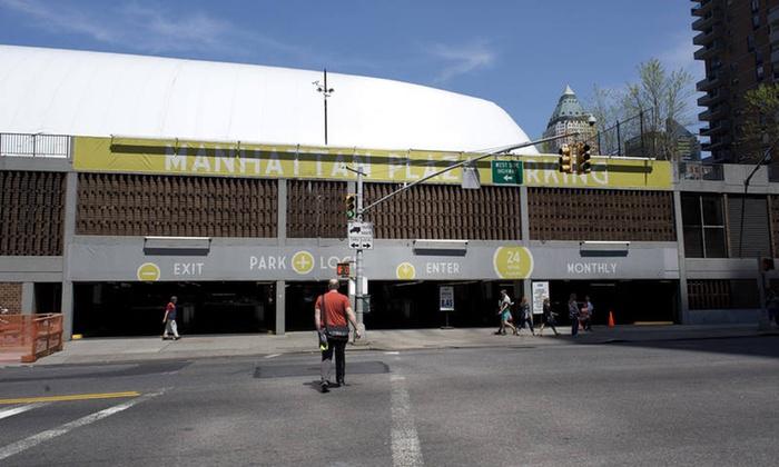 manhattan plaza parking coupons